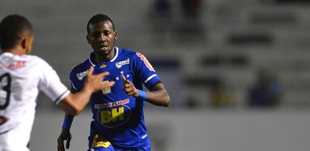 Allano, meia-atacante do Cruzeiro