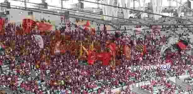 65c28128ee Teresina tem um dos maiores estádios do Brasil. Arena Corinthians é ...
