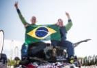 Cirurgia bariátrica e 11 acidentes uniram brasileiros campeões do Dakar - Victor Eleuterio/photosdakar.com/Divulgação