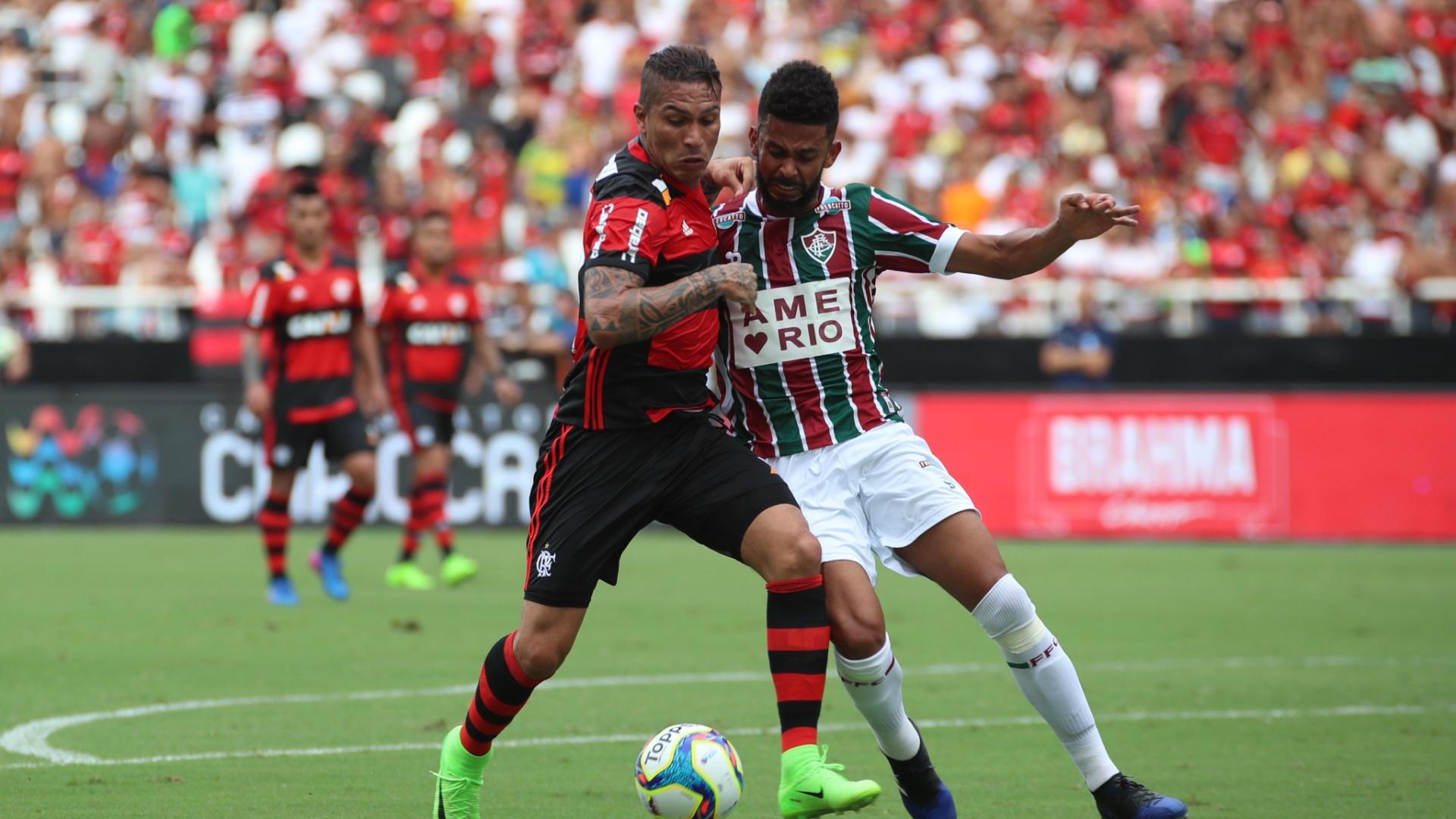 Fluminense bateu o Flamengo nos pênaltis após empate em 3 a 3 no tempo normal