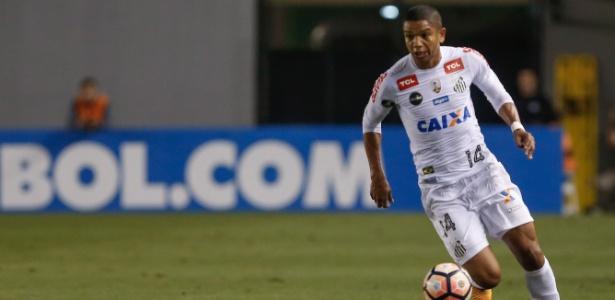 David Braz será desfalque do Santos  - Marcello Zambrana/AGIF