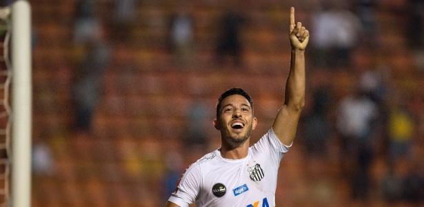 Jean Mota completou 80 jogos com a camisa do Santos no último domingo