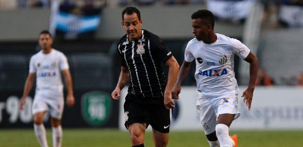 Atacante Rodrygo é a principal revelação do Santos nesta temporada