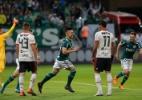 Willian abre o placar, zagueiro empata: veja gols de Palmeiras x Flamengo - Daniel Vorley/AGIF