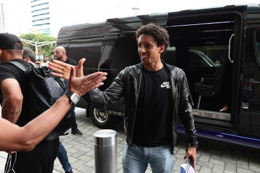 Marquinhos se apresenta à Seleção para amistosos contra EUA e El Salvador