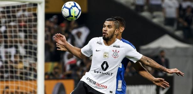 Jonathas disputou nove partidas com a camisa do Corinthians, com um gol marcado - Rodrigo Gazzanel/Ag. Corinthians