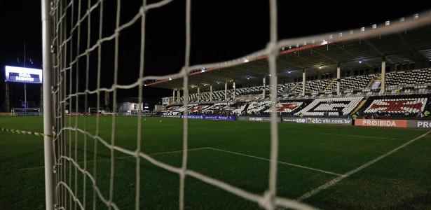 Estádio de São Januário será palco de Vasco x Palmeiras neste domingo pelo Brasileirão - Rafael Ribeiro/CR Vasco da Gama