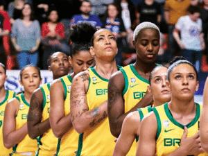 Seleção Feminina - Divulgação FIBA - Divulgação FIBA