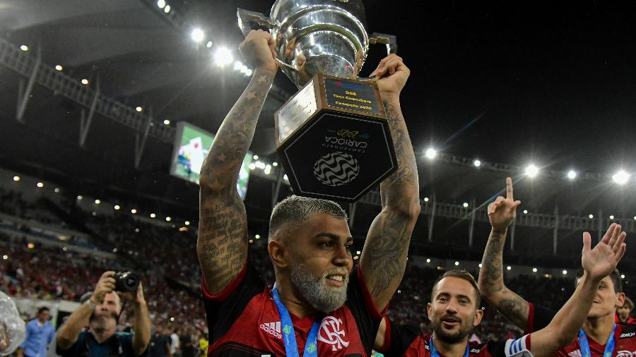 Flamengo tenta conquistar primeiro título internacional no Maracanã - Thiago Ribeiro/AGIF