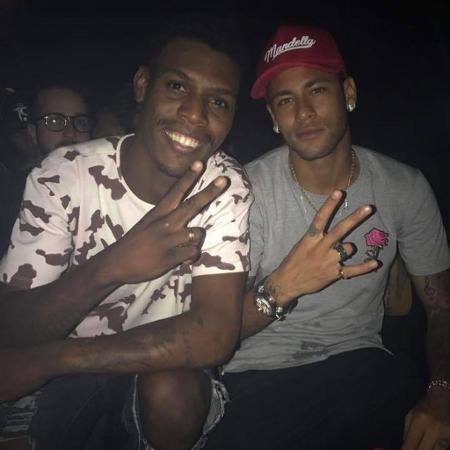 MC Kekel e Neymar - Reprodução/Instagram - Reprodução/Instagram
