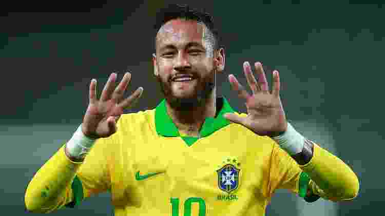 Neymar - Daniel Apuy/Getty Images - Daniel Apuy/Getty Images