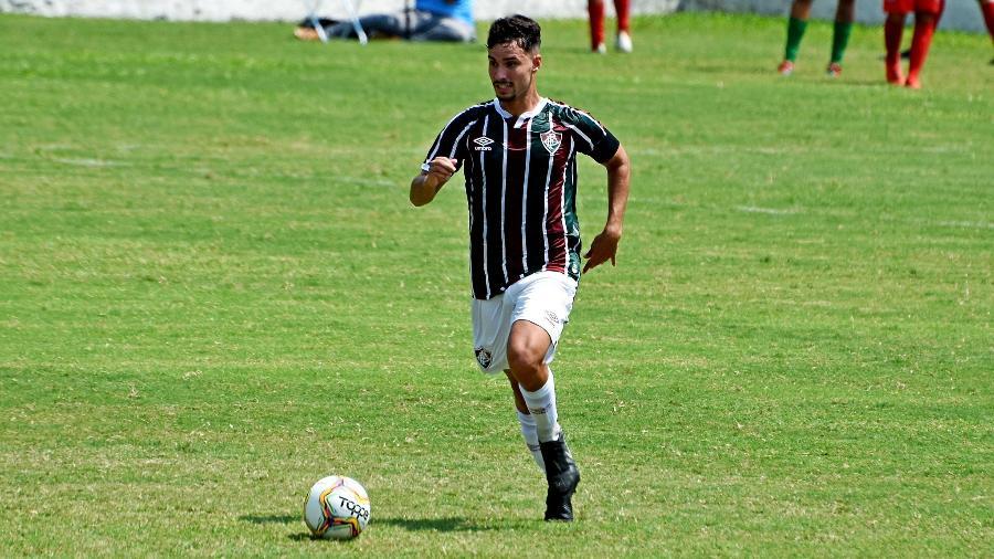 Um dos destaques do sub-23 do Fluminense, Martinelli será relacionado contra o Internacional - Mailson Santana/Fluminense FC