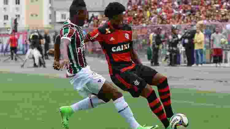 Rafael Vaz (Flamengo) - Reprodução - Reprodução