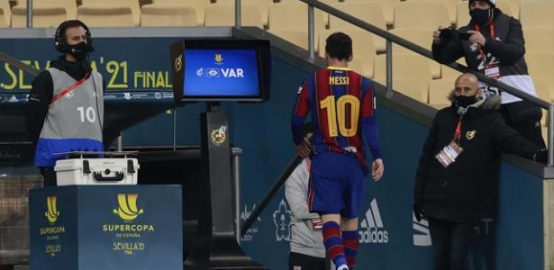 Rafael Reis - Como Messi deixou de ser