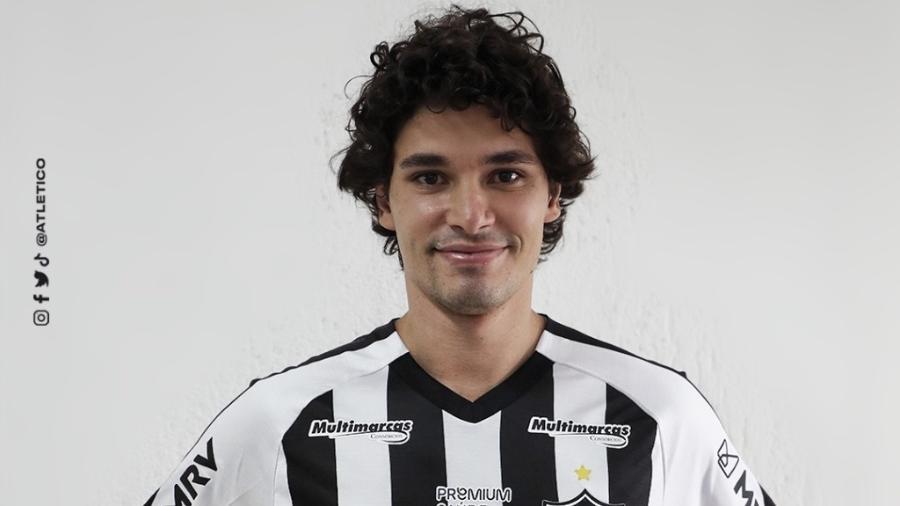 Atlético-MG confirma a contratação do lateral Dodô, segundo reforço do clube para a temporada 2021 - Divulgação/Atlético-MG