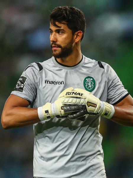 Renan Ribeiro tem contrato com o Sporting até junho de 2023 - Carlos Rodrigues/Getty Images