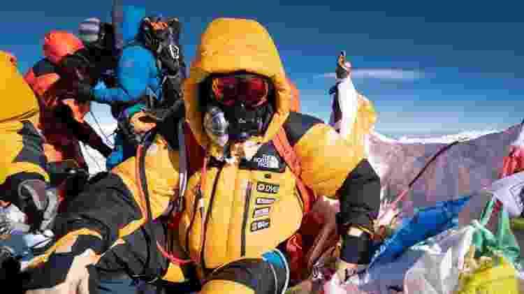 Gustavo Ziller no Everest - Gabriel Tarso - Gabriel Tarso