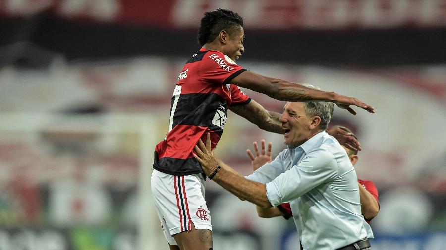 [ENQUETE] Quem foi o destaque da goleada do Flamengo contra o São Paulo?