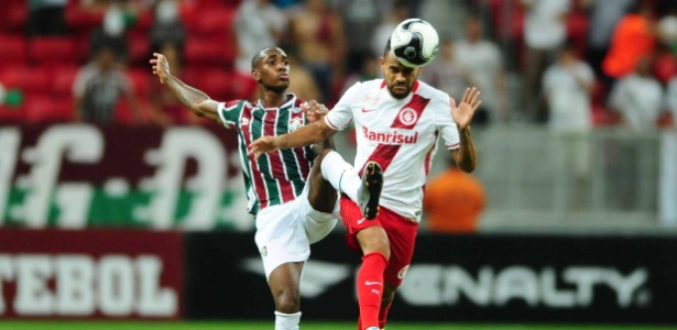 Jackson vem sendo pouco aproveitado por Argel Fucks e deve deixar o Internacional - Ricardo Duarte/Divulgação SC Inter