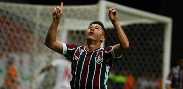 Jogador nunca conseguiu se firmar no Fluminense