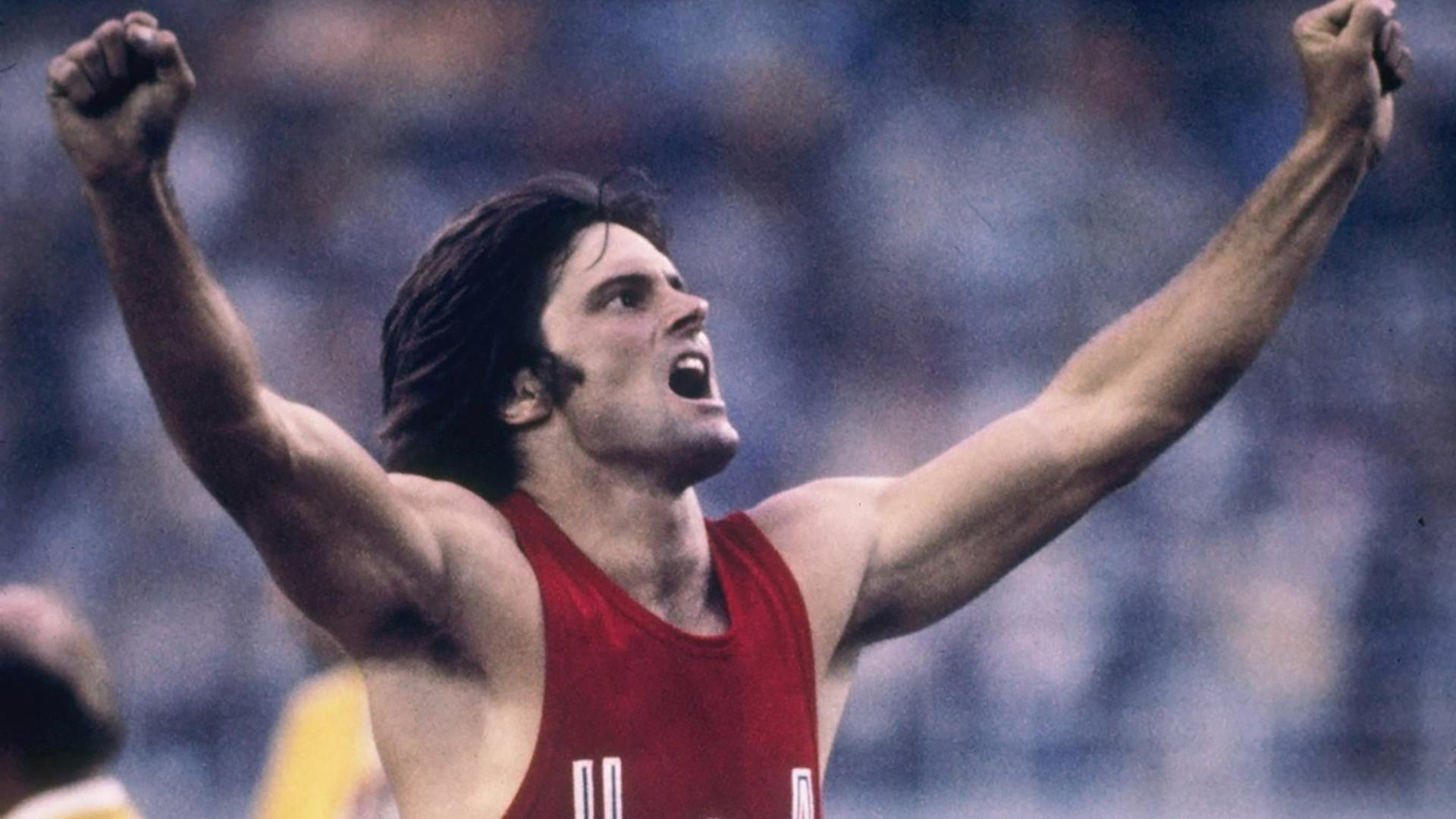 Bruce Jenner, campeão olímpico do decatlo em Montreal-1976