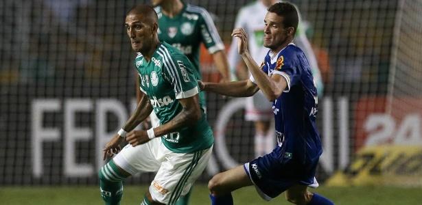 Palmeiras venceu o Rio Claro por 3 a 0 na primeira fase do Paulistão