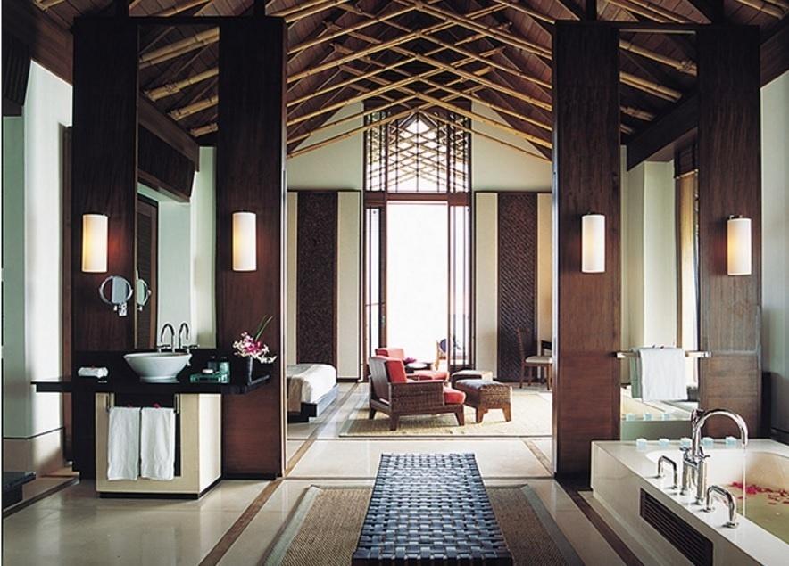 Fotos do resort de luxo nas Maldivas onde Marquinhos e Carol Cabrino passam lua de mel