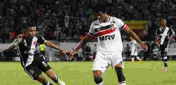 Destaque do Santa Cruz no Brasileiro, Keno despertou o interesse do Palmeiras  - Carlos Gregório Jr/Vasco.com.br
