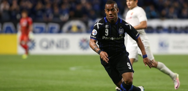 Atacante defende o Gamba Osaka - VCG/VCG via Getty Images