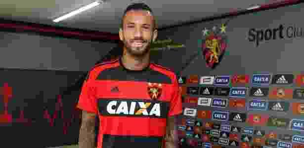 Leandro Pereira marcou um dos gols na vitória do Sport - Williams Aguiar/Sport Club do Recife