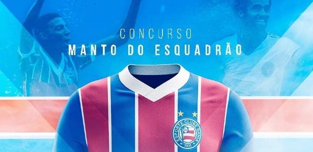 c950e7a6c Bahia rescinde com a Umbro e passará a ter marca própria de uniformes