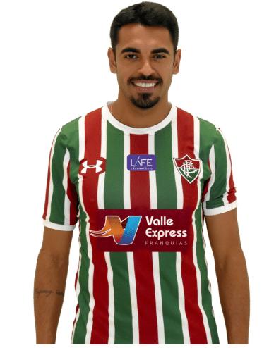 Junior Dutra, atacante do Fluminense