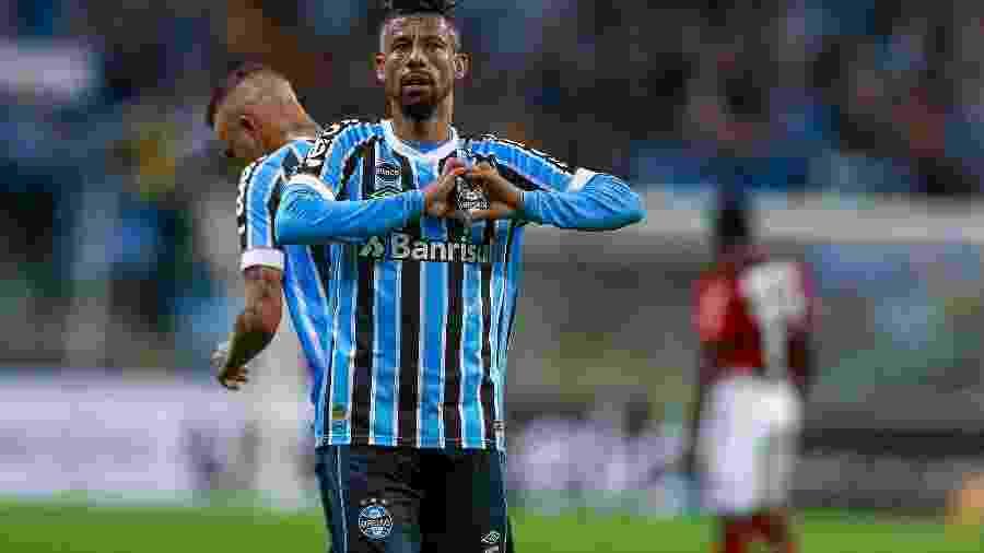 Léo Moura experimentou idolatria no Flamengo e hoje pode rever antigo clube - Lucas Uebel/Grêmio