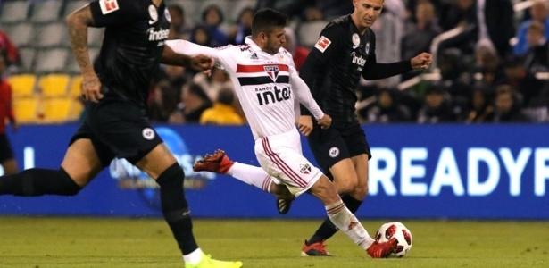 Garoto de 20 anos está na segunda temporada como profissional do Tricolor