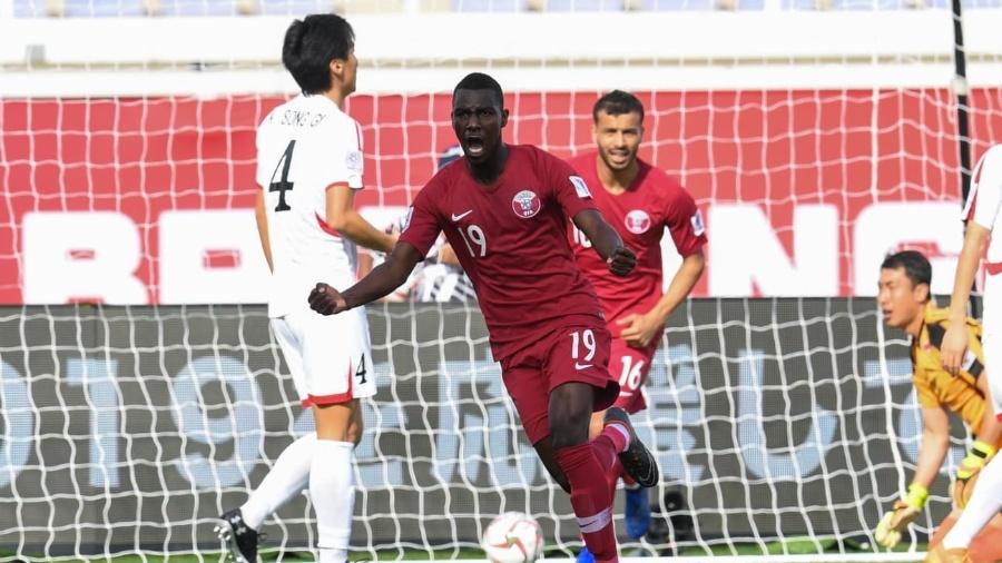 A Seleção do Qatar foi a maior surpresa da competição asiática  - Divulgação