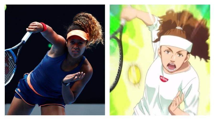 Comparação de Naomi Osaka com anúncio: críticas no Japão - Edgar Su/Reuters/Divulgação