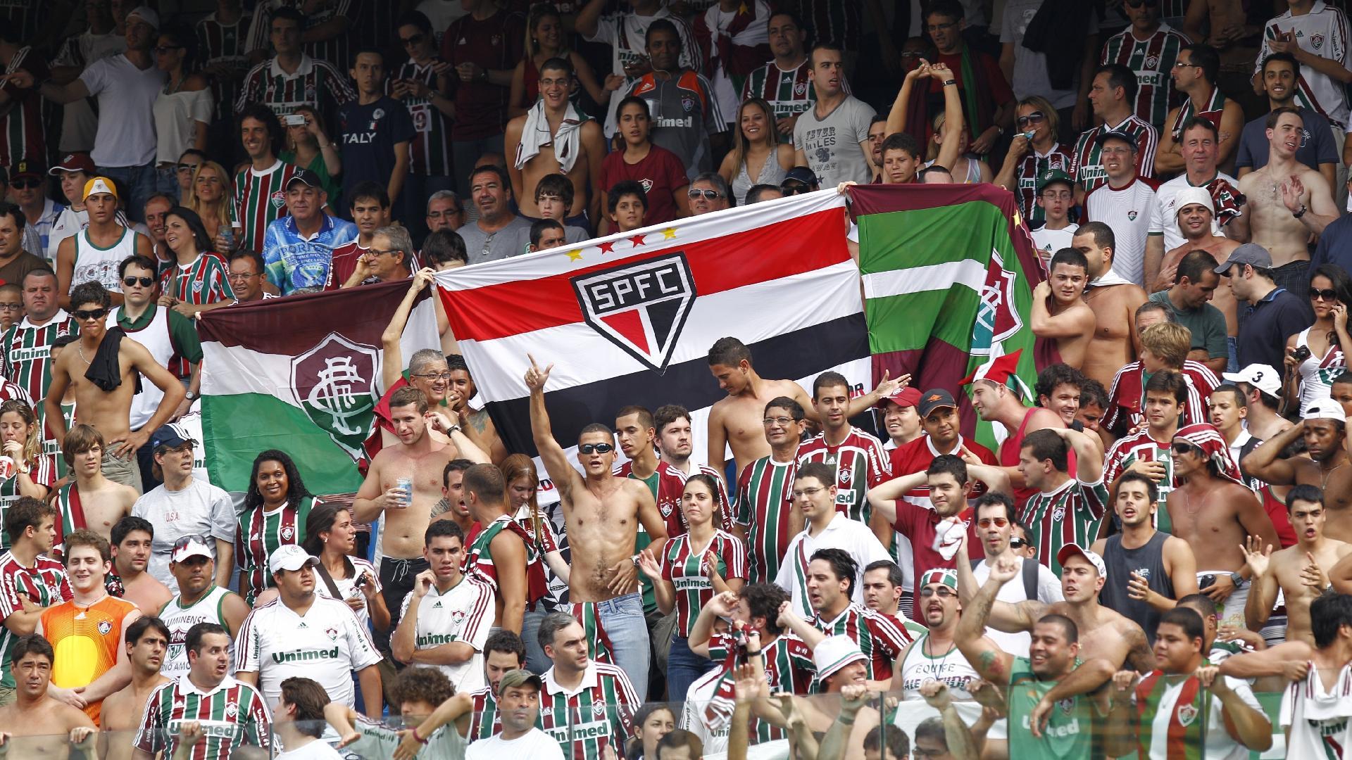 Fluminense São Paulo Brasileiro 2010