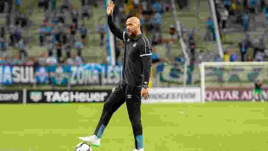 Rogério Godoy, preparador de goleiros do Grêmio, deixa o clube após longa trajetória - Divulgação/TXT Sports