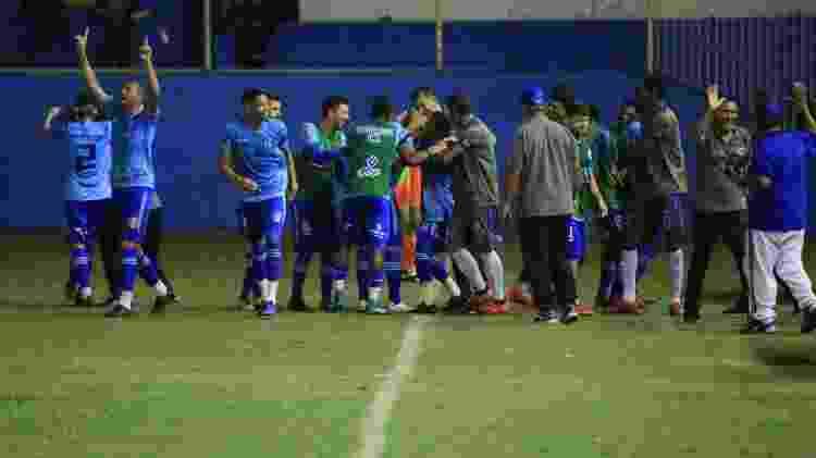 Carlos Grevi/Comunicação Goytacaz Futebol Clube