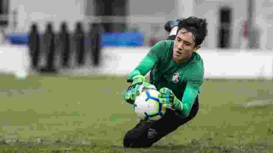 Marcelo será alternativa no elenco profissional do Fluminense - Lucas Merçon/Fluminense FC