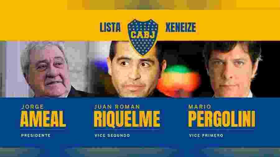 Riquelme será candidato a vice-presidente do Boca Juniors - reprodução/Olé