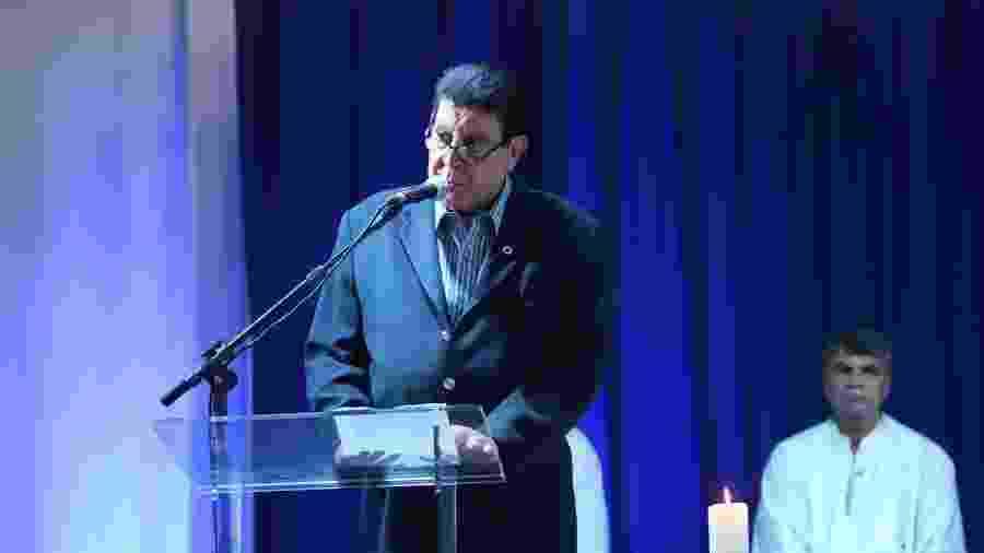 Herminio Lemos foi vice-presidente administrativo do Cruzeiro durante a gestão de Wagner Pires de Sá - Igor Sales/Cruzeiro