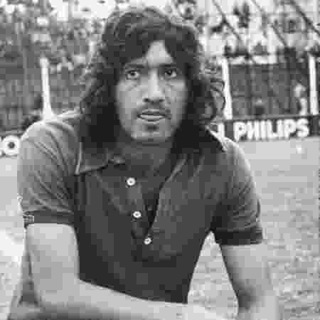 O ex-jogador argentino de futebol Tomás Carlovich - El Gráfico
