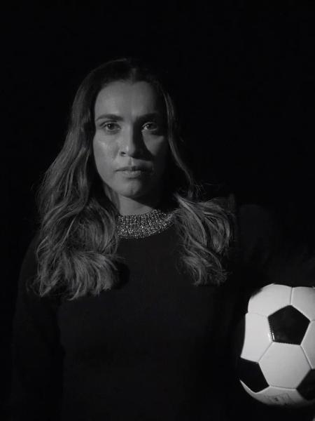 Marta é embaixadora da Neo Química, dona dos naming rights do estádio do Corinthians - Reprodução