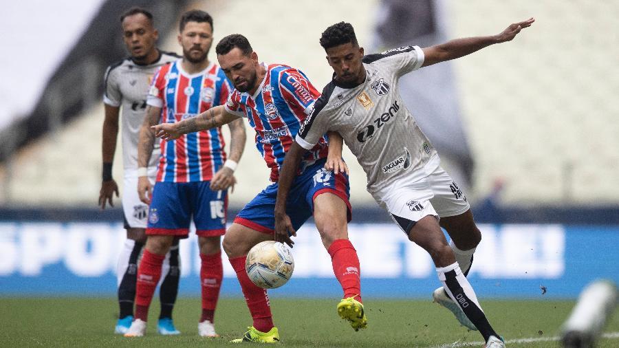 Final da Copa do Nordeste entre Ceará e Bahia rendeu bom resultado para o Fox Sports - Lucas Figueiredo/CBF