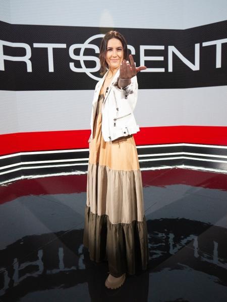 Mariana Spinelli, apresentadora do SportsCenter, da ESPN - Divulgação