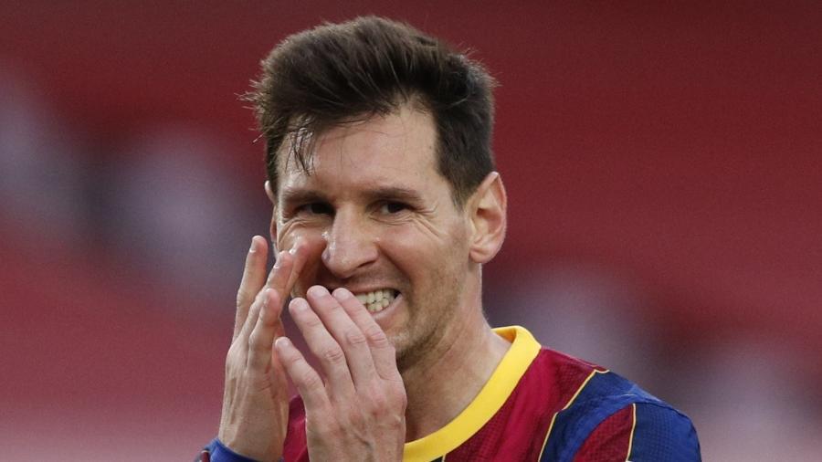 Messi vai ficar no Barcelona ou terá uma nova casa no 2º semestre? - REUTERS/Albert Gea
