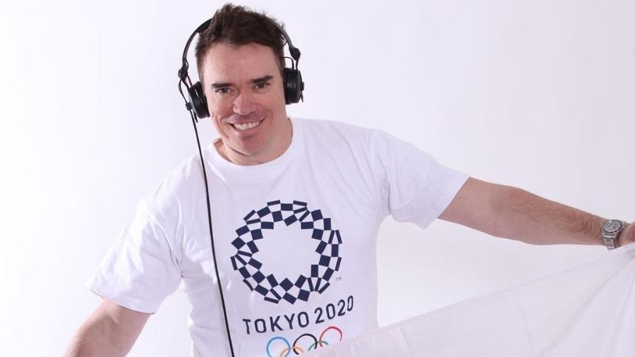 DJ Stari, austríaco responsável por embalar o público nas quadras de vôlei nas Olimpíadas - Reprodução/Instagram