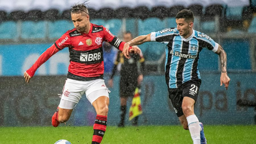 Grêmio faz nova tentativa no STJD para barrar público em jogo com Flamengo