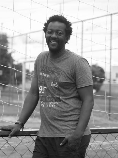 Robison dos Santos, treinador de handebol - Arquivo Pessoal